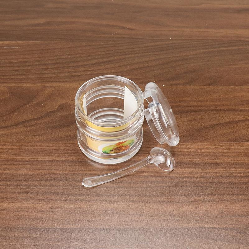 Plastic Mini Seasoning/Spice/ Cooking Pot GC-5005