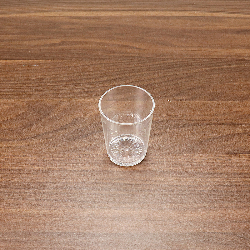Fashion whisky glass thick bottom water glass HD-PJB