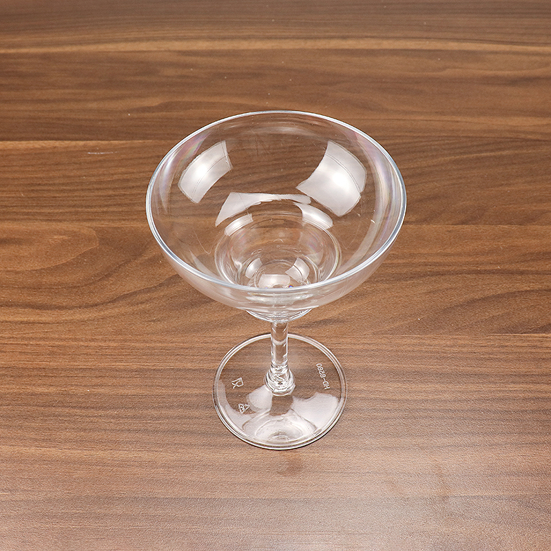 Clear Crystal Wine Drinking Glass HD-8580