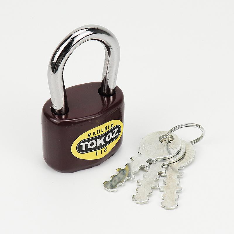 Wholesale Professional Keys Safety Brass Padlock with Keys ZY-012