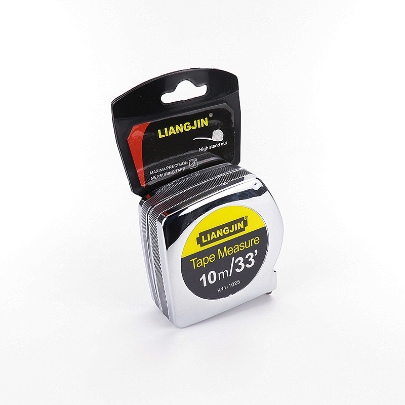 Precision Steel logo Measuring Tape KT-02