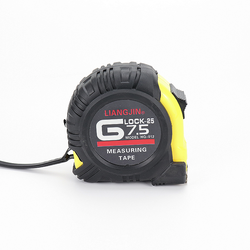 5 Meters Power Locked Rubber Coated Tape Measure KT-04