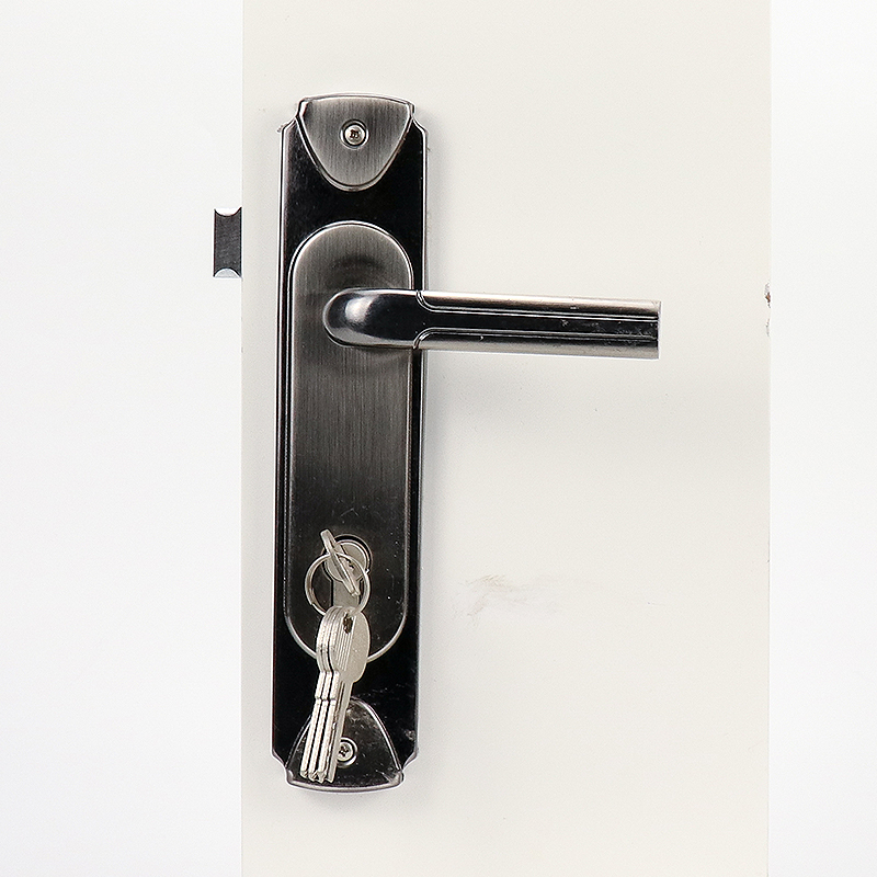 Hotel High Quality Handle Lock With keys A02