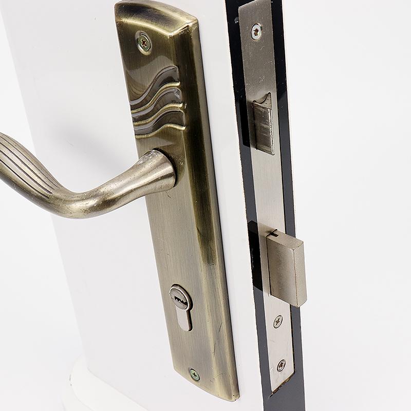 Hotel Card Key Door Handles and Locks A04