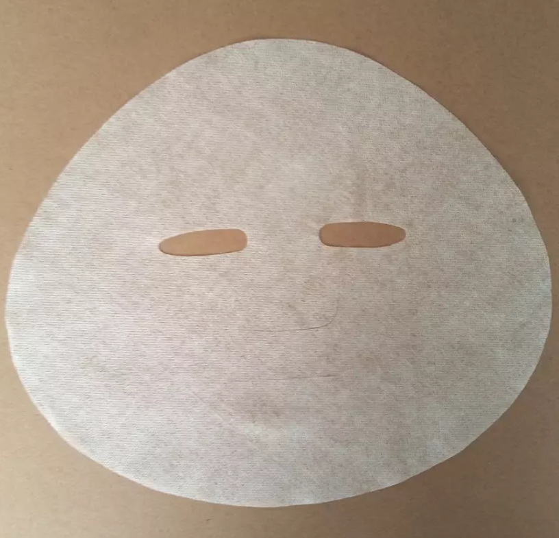 Facial Mask Sheet made from chitosan fiber