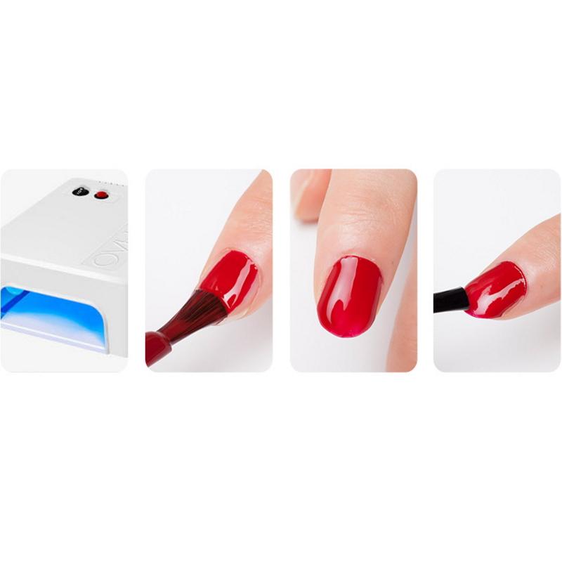 Free samples soak off color gel nail polish DNS-002