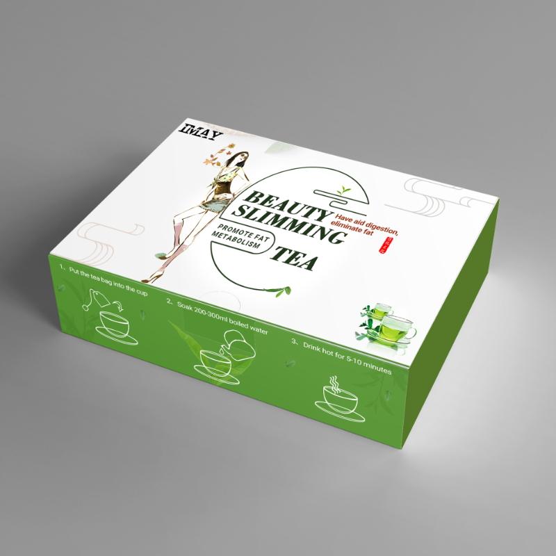 Wholesale Herbal Slimming Tea Detox Slim Diet Tea KG-005