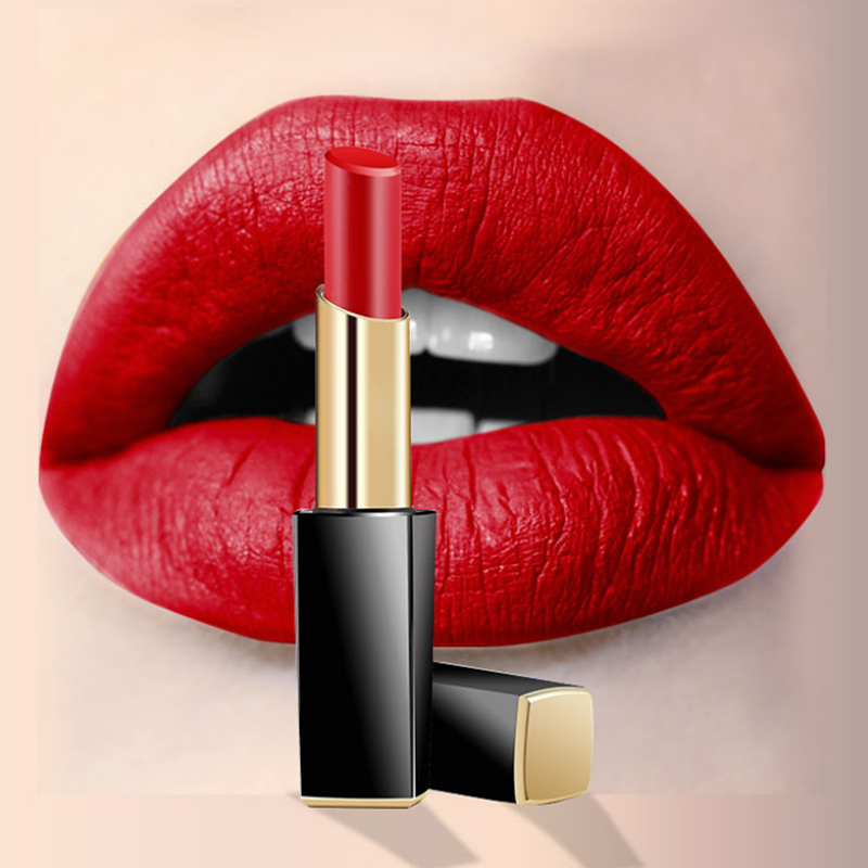 Hot Lipstick Long-lasting Moisture Matte Waterproof  GZ-42