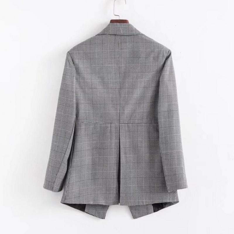 Fashion cultivate one's morality joker hidden-interlocking coat  X-007