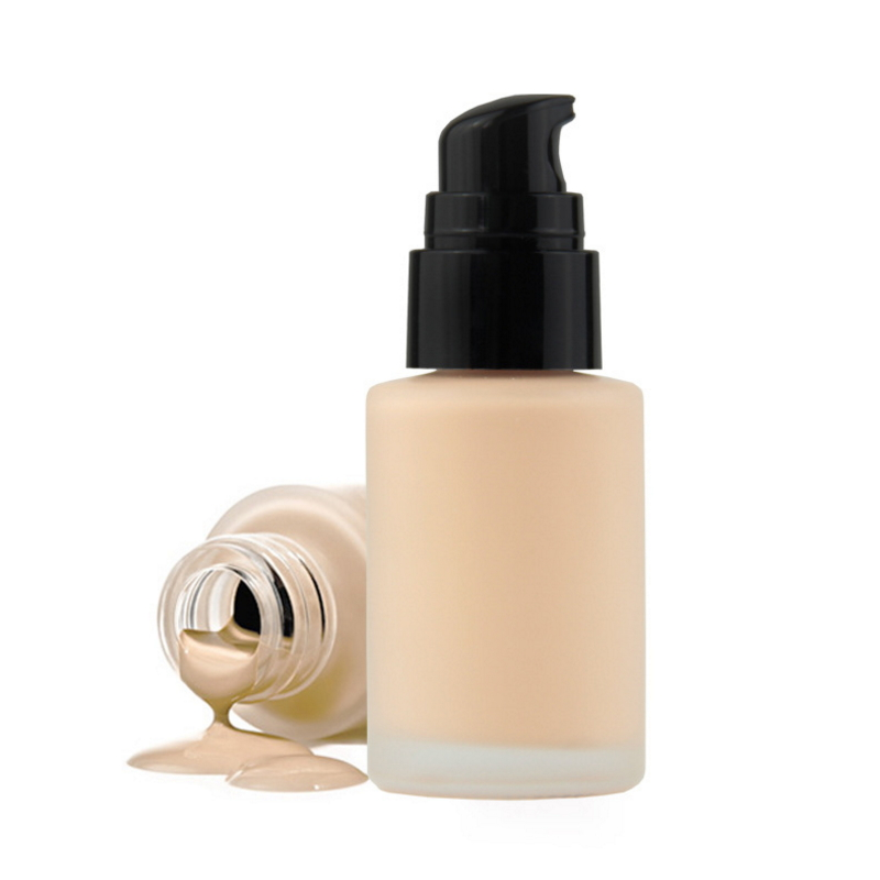 Long Lasting Private Label Liquid Foundation cf001