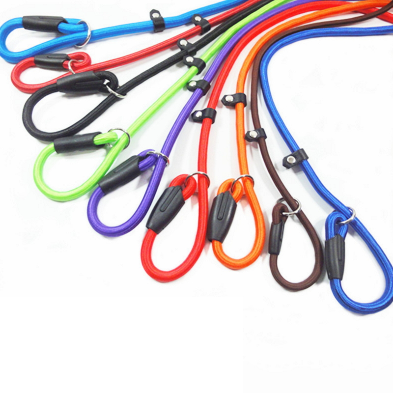 Adjustable Traction Collar Pet Dog lead Leash rope xk:p-01