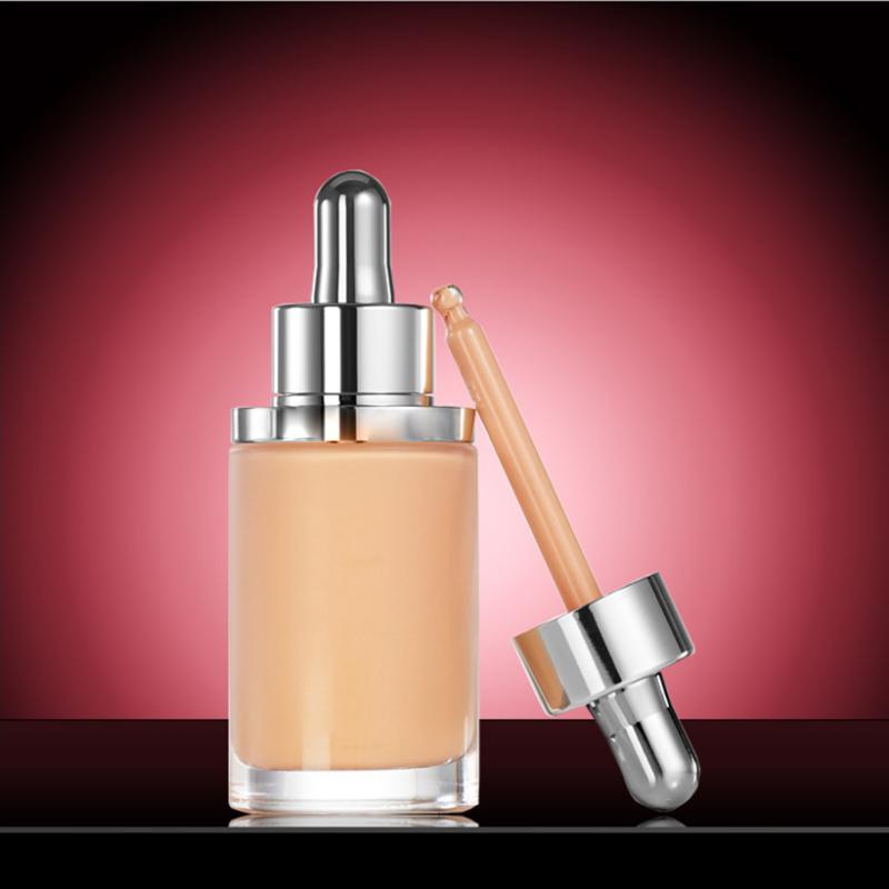 Women's Makeup Base Foundation Liquid Foundation TK-01
