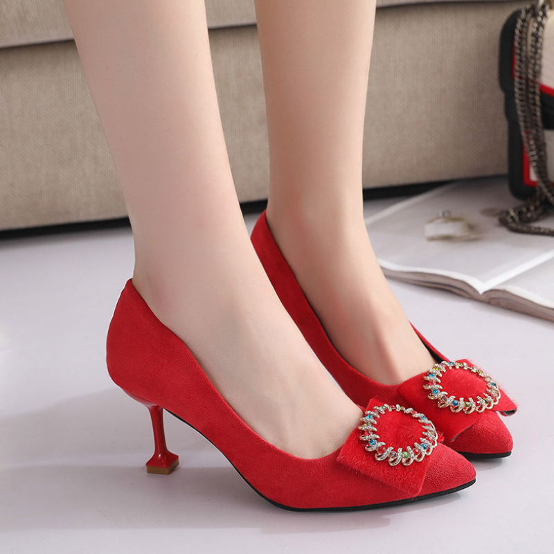New Fashion New Style Women Pumps Shoes S-006
