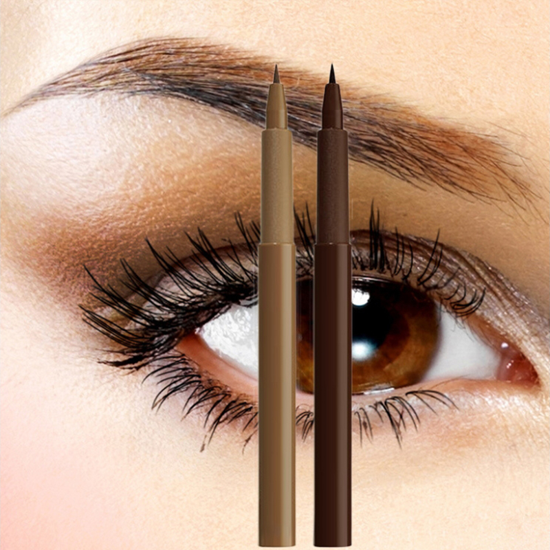 Easy To Carry Lady Customized Makeup Rotating Eyebrow Pencil M-08
