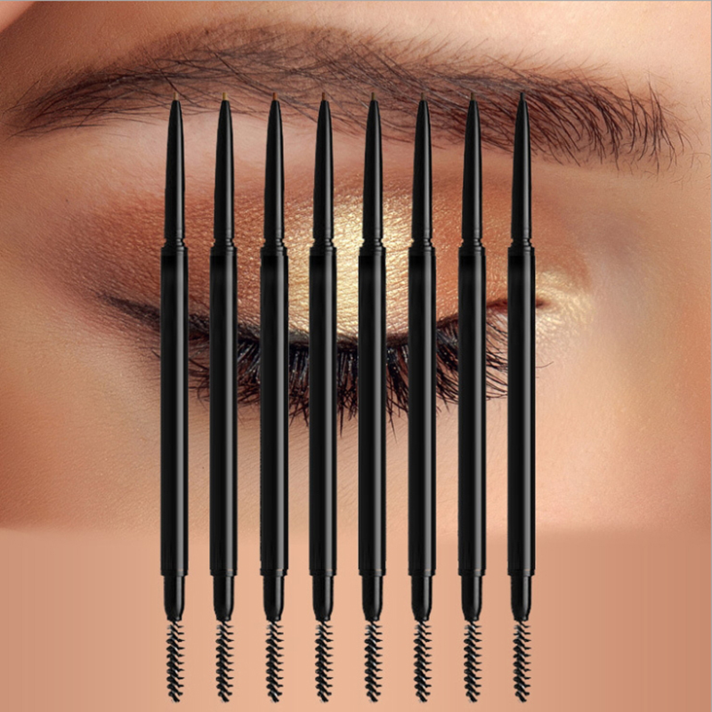 Multi-color Rotating Eyebrow Pencil Easy To Use M-09