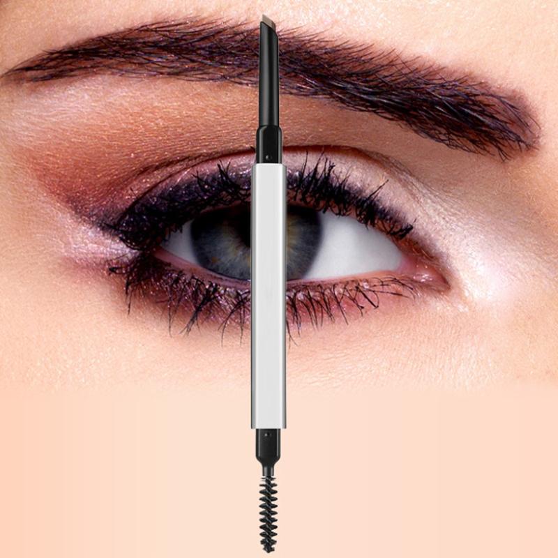 Eyebrow Pencil Eyebrow Brush Integrated Lady's Makeup Eyebrow Pencil M-10