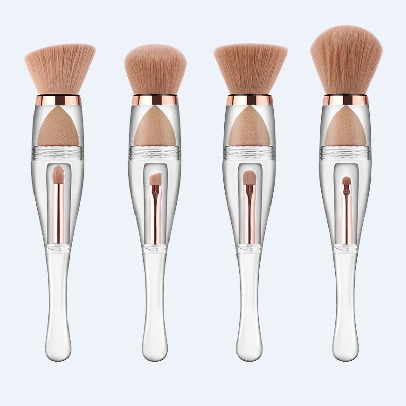 Customized Female Convenience Makeup Brush/Cosmetic Brush HB-02