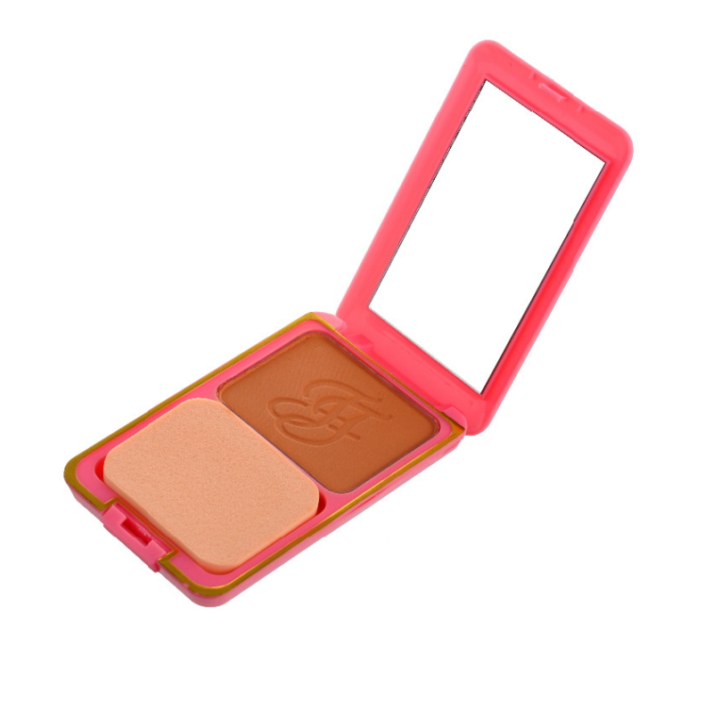 Face Powder Foundation With Mirror(SQ-76)