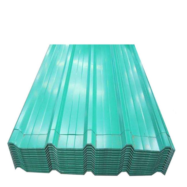 PPGI Galvanized Steel Corrugated Zink Roofing Sheet Price Per Kg Iron