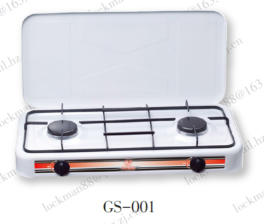 Top-Selling 2 Burner Gas Stove (GS-001)