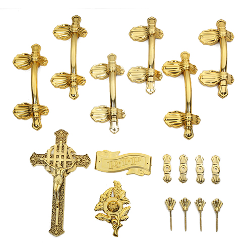Coffin Handles Fittings for Sale(HS9004)