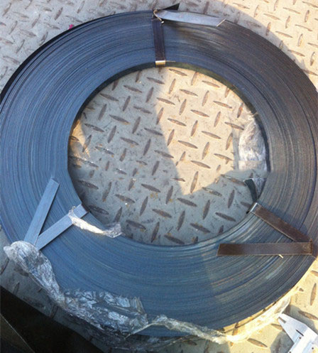 Blue Steel Strapping,Polished Hoop Iron Strap(IS-001)