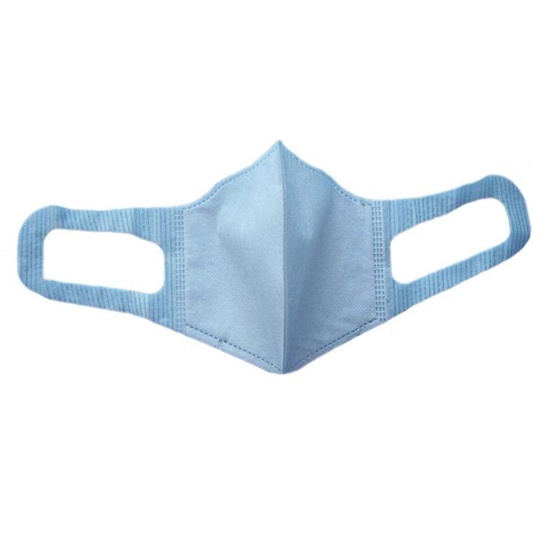 Nonwoven Fabric Nurse 3D Hygiene Face Mask Sale TD-3D