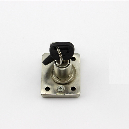 Good Quality Iron Zinc Plated 101 Wooden Cash Desk Drawer and Cabinet Locks for Office Furniture  SS-022D