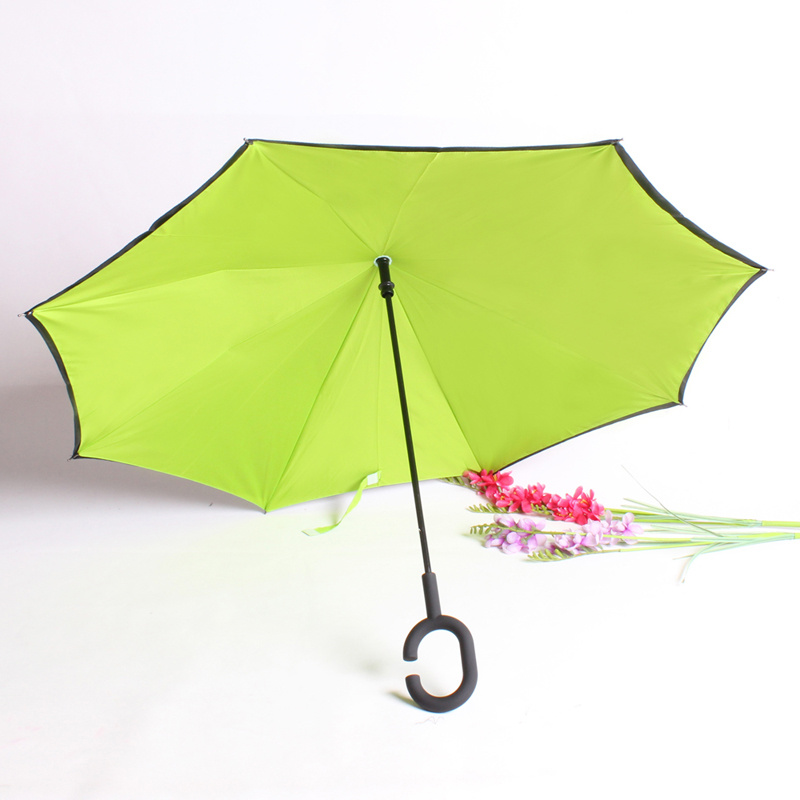 Inverted Reverse Automatic Car Shade Umbrella XX-002