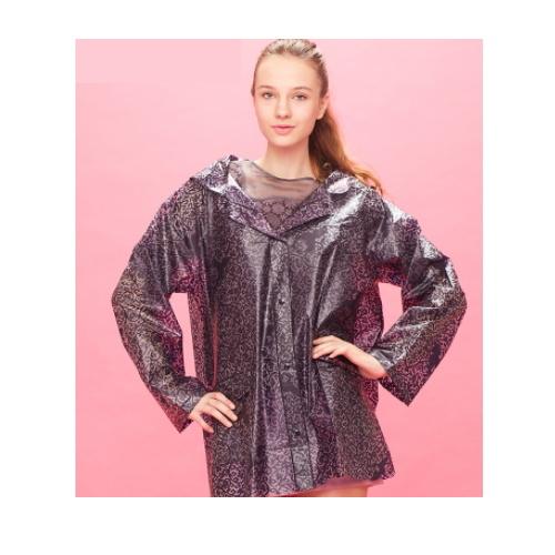 New Style Primark Raincoats Women in Plastic Raincoats QH-19