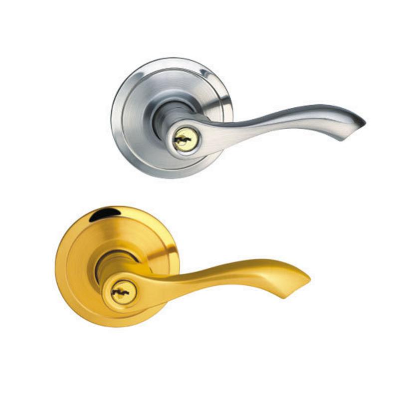 Competitive Iron Door Lock Fancy Door Locks Tubular Lever Lock(2000 - 7)