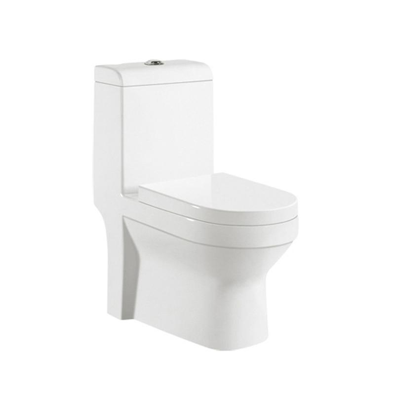 Hotel design newest ceramic portable toilet bowl M-9005