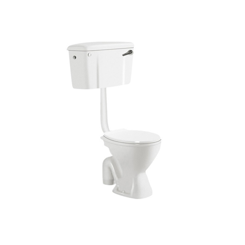 Modern style ceramic Twyford Wc two piece toilet M-9842T