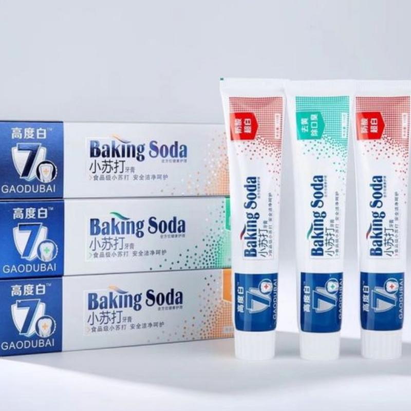 110g Quality Baking Soda Toothpaste KM-005