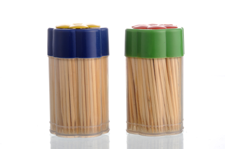 High Quality Toothpicks Bamboo Toothpick (SQ-093)