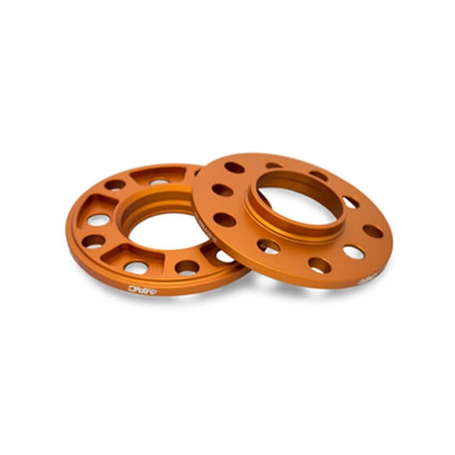 Custom Various Orange Anodize Spring Washer, Metal Washer
