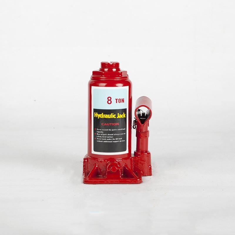 Hydraulic Bottle Jack  8 Ton YX02007