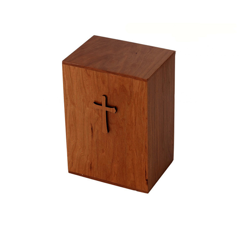 High Quality Best Selling Wooden Cremation Urns TD-U06