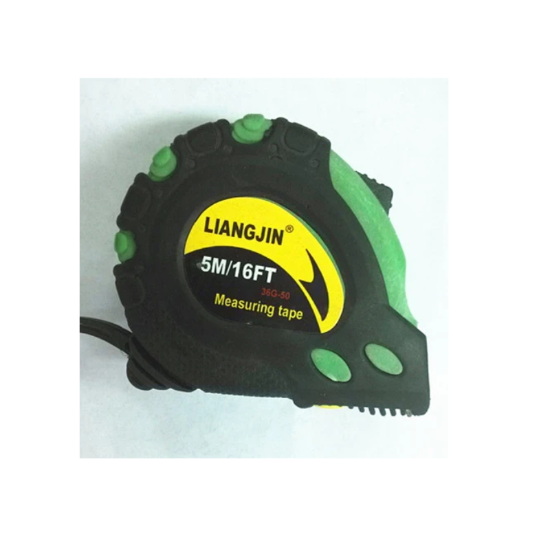 Double-Charged Steel Measuring Tape (DMT-001)