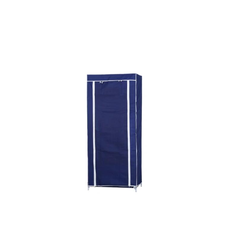 Factory wholesale non-woven fabric wardrobe cheap folding clothes wardrobe 8870