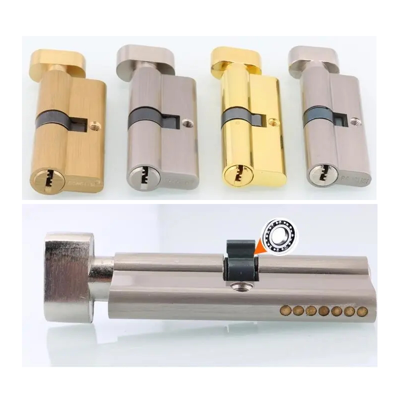 High Quality Door Lock Cylinder (CS-004)