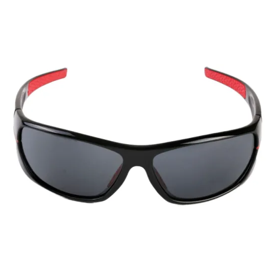 Men Prescription Sports Sunglasses in Black