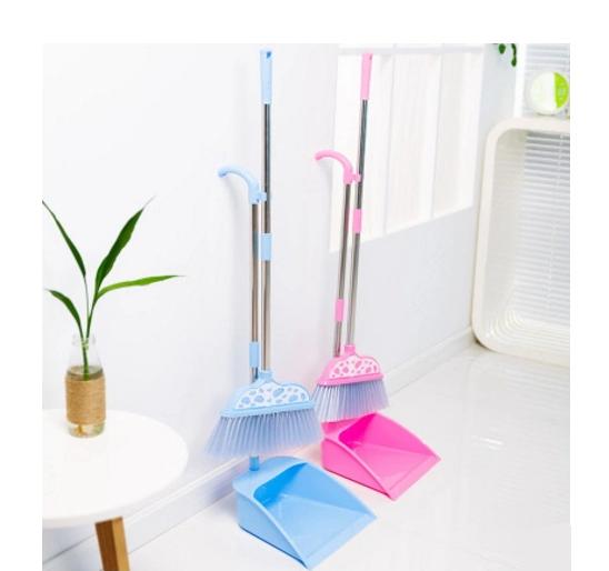 Plastic Indoor Sweeping Floor Brooms