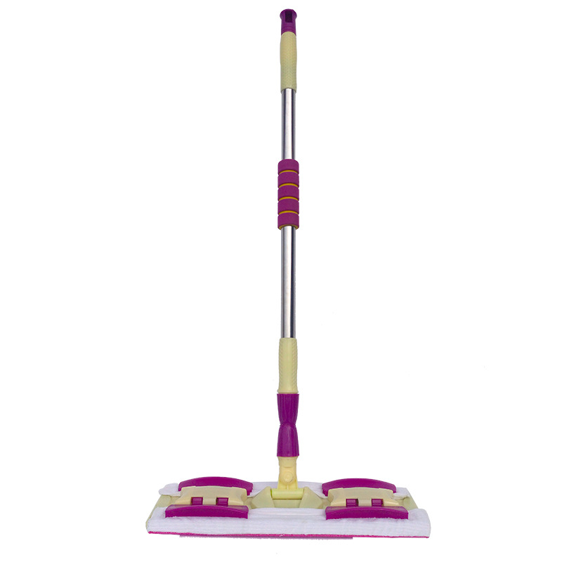 Double Roller PVA Sponge Mop for Household Cleaning