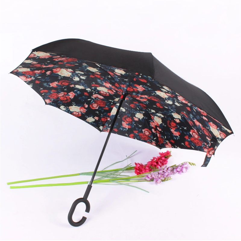 Magic Umbrella Inverted Upside Down Reverse Umbrella