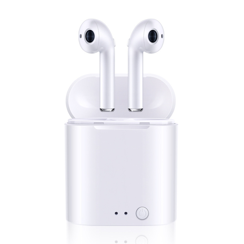 I7mini TWS Mini Wireless Bluetooth Earphones 5.0 With Charging Compartment