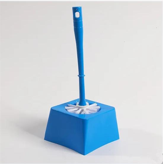 Plastic Toilet Brush with Holders, Toilet Brush Set