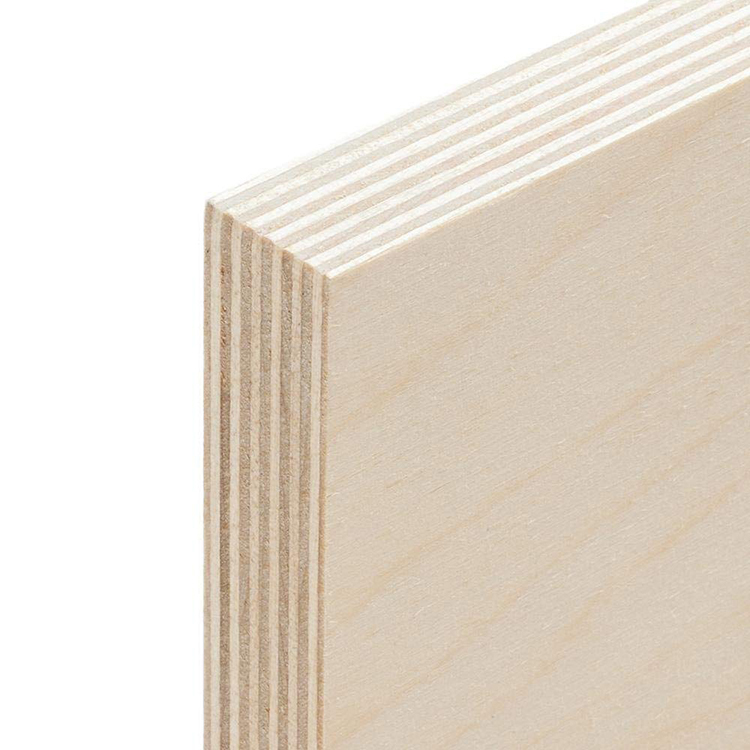3mm Premium Aircraft Russian White Birch Plywood Board Price