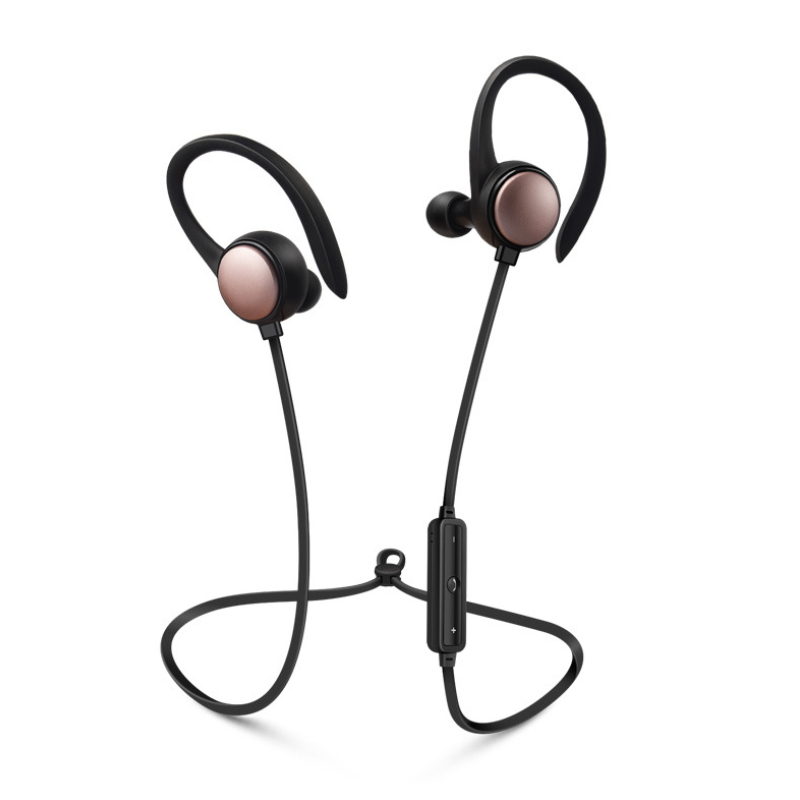 Binaural Wireless Subwoofer Sports Bluetooth Headset