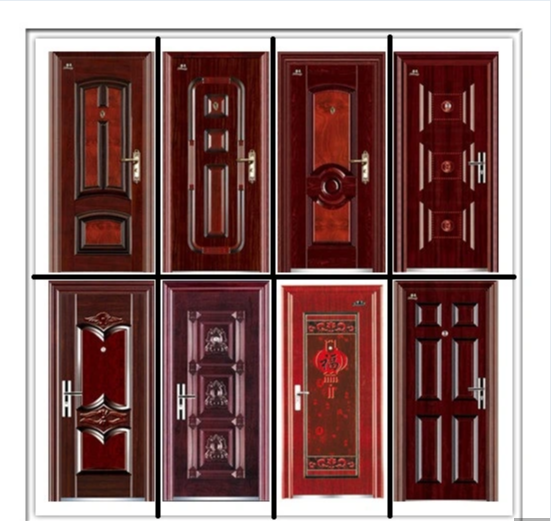 High Quality Steel Security Door (QL-201)
